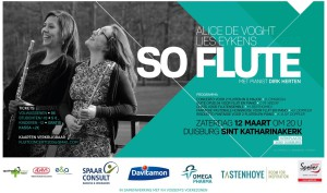 So Flute maart 2016
